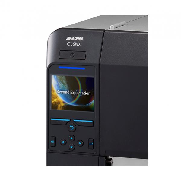 Принтер этикеток SATO CL6NX, 203dpi, Cutter, WWCL90160EU