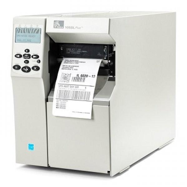 Принтер этикеток Zebra 105SL Plus 102-8KE-00000