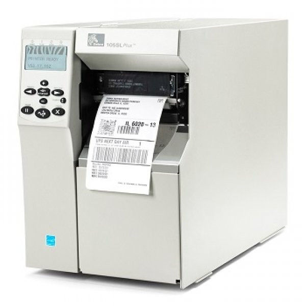 Принтер этикеток Zebra 105SL Plus 103-80E-00100