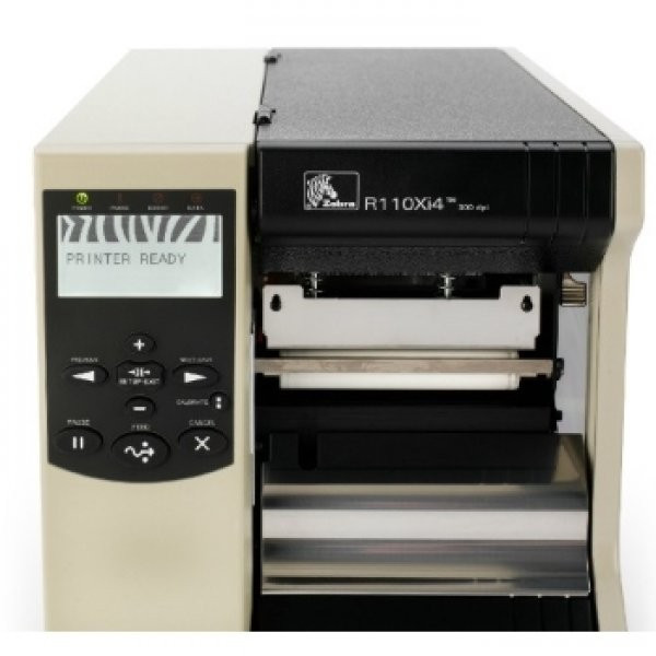 Принтер этикеток Zebra 110Xi4 116-80E-00204