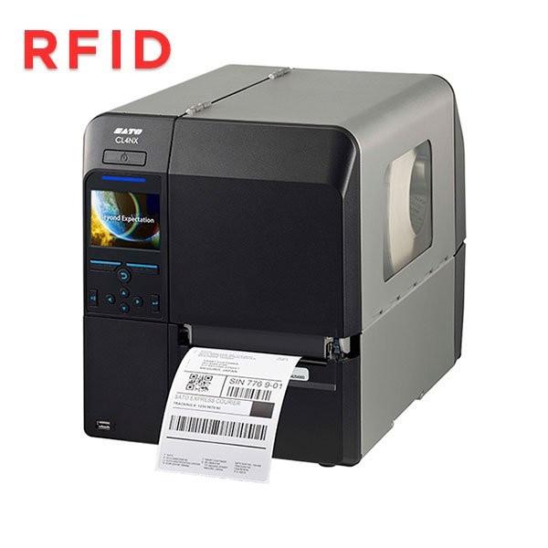 Принтер этикеток SATO CL4NX RFID, 609 dpi with HF RFID and RTC + EU power cable WWCL0J060EU