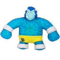 Игрушка Гуджитсу Сильвербэк обезьяна тянущаяся фигурка  Goo Jit Zu, фото 1