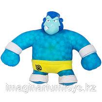 Игрушка Гуджитсу Сильвербэк обезьяна тянущаяся фигурка  Goo Jit Zu