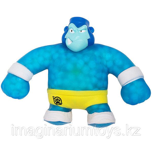 Игрушка Гуджитсу Сильвербэк обезьяна тянущаяся фигурка Goo Jit Zu - фото 1