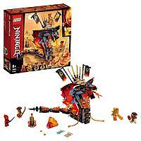Конструктор LEGO Ninjago Огненный кинжал 70674, фото 1