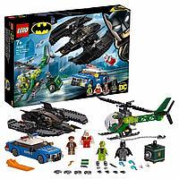 Конструктор LEGO DC Super Heroes Бэткрыло Бэтмена и ограбление Загадочника 76120, фото 1