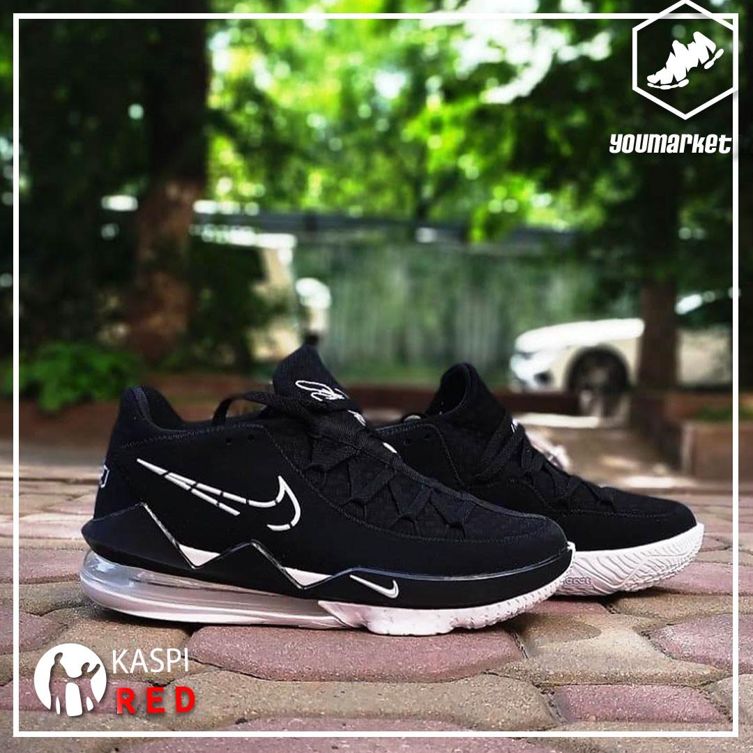 Баскетбольные кроссовки Nike Lebron 17 Low (XVII )