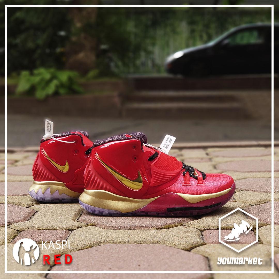 "Баскетбольные кроссовки Nike Kyrie 6 (VI)  ""Trophies"""