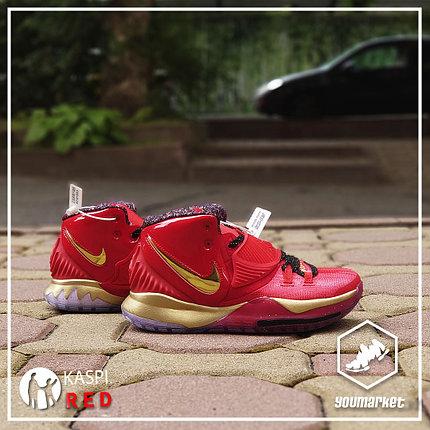 """Баскетбольные кроссовки Nike Kyrie 6 (VI)  """"Trophies"""", фото 2"""