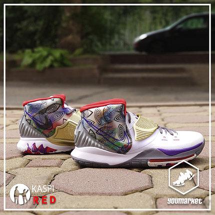 """Баскетбольные кроссовки Nike Kyrie 6 (VI) """"Huston"""", фото 2"""