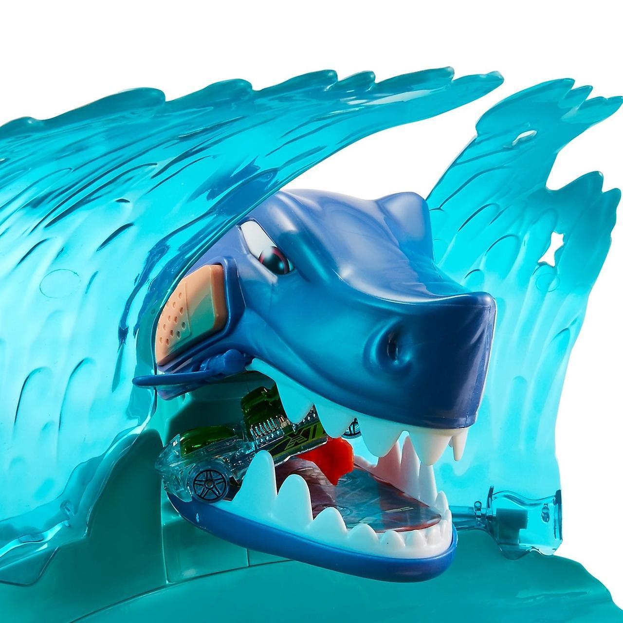 Набор игровой Hot Wheels Сити Схватка с акулой FNB21 - фото 9
