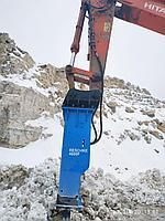 Гидромолот тяжелой серии Reschke 4600F