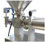 Полуавтомат розлива МД-500М1  с приемной емкостью, фото 2