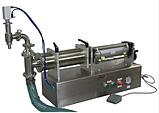 Полуавтомат розлива МД-500М1  с приемной емкостью, фото 3