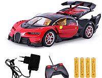 Автомобиль 1:14 Famous Car Model Series New Concept Bugatti Style Drift RC Rechargeable Remote