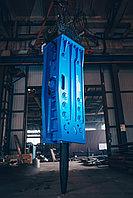 Гидромолот тяжелой серии Reschke 8000F
