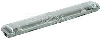 Светильник ДСП 2102 под LED лампу 2хT8 600мм IP65 ИЭК LDSP0-2101-2X060-K01
