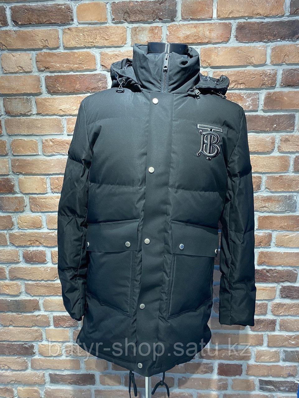Куртка зимняя Burberry (0162)