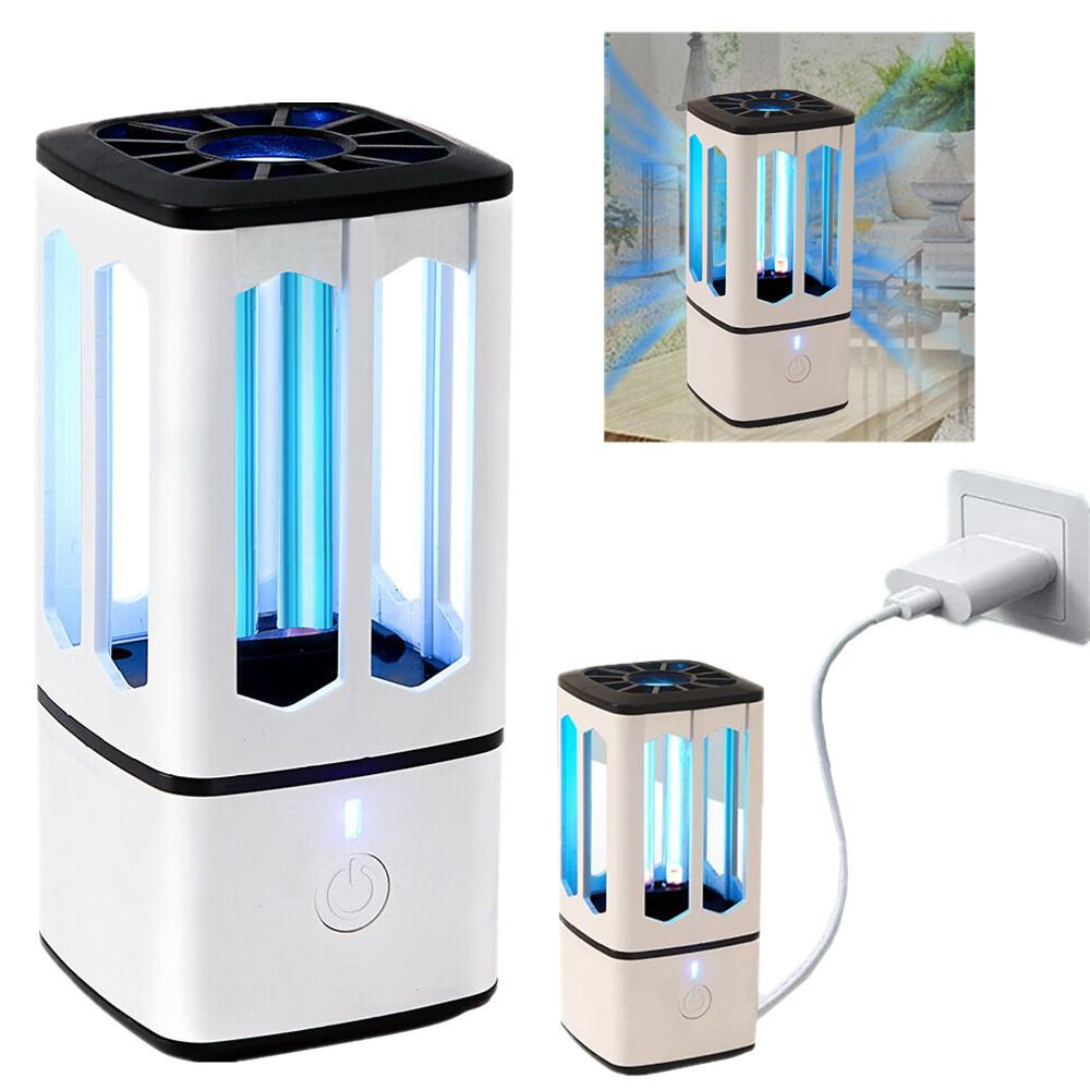 Бактерицидная ультрафиолетовая лампа портативная