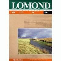 100g A4 100л Lomond (матовая\матовая 2-стор.) L0102002  (в кор.   пачек) matte-matte dual-side