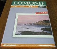 170g A3 100л Lomond матовая/матовая 2-ст. L0102012 (в кор. 7 пачек)  matte-matte dual-side