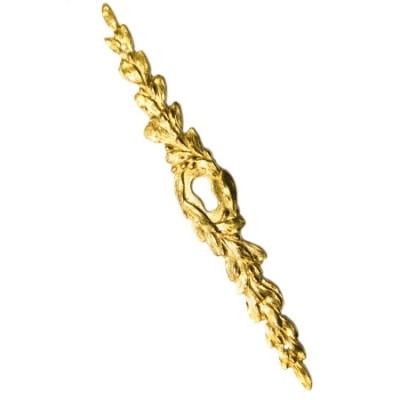 Ключевина *Louis XV*, 126х19мм, латунь полир,