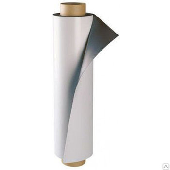 Пленка магнитная для печати (толщина 0,6), ширина - 1м