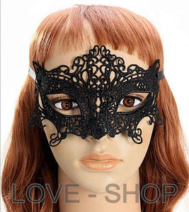 Кружевная маска – Лиса.