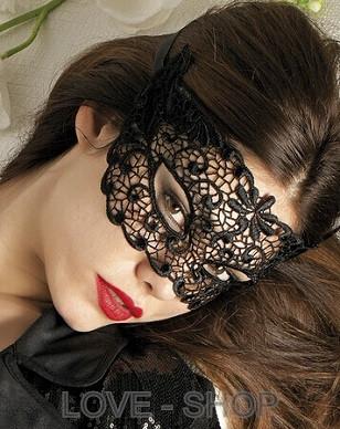 Кружевная маска – Незнакомка.