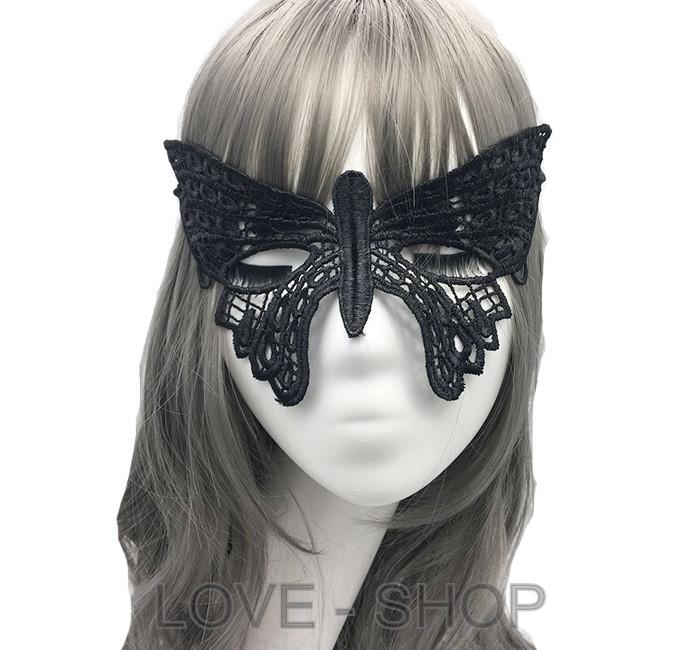 Кружевная маска – Стрекоза.