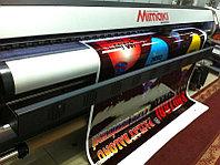 Печать на синтетической ткани, фото 1