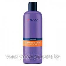 Indola Professional Кератиновое выпрямление шампунь 300мл