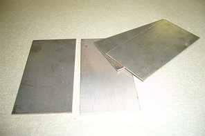 Пластины биметаллические (сталь-бронзографит)