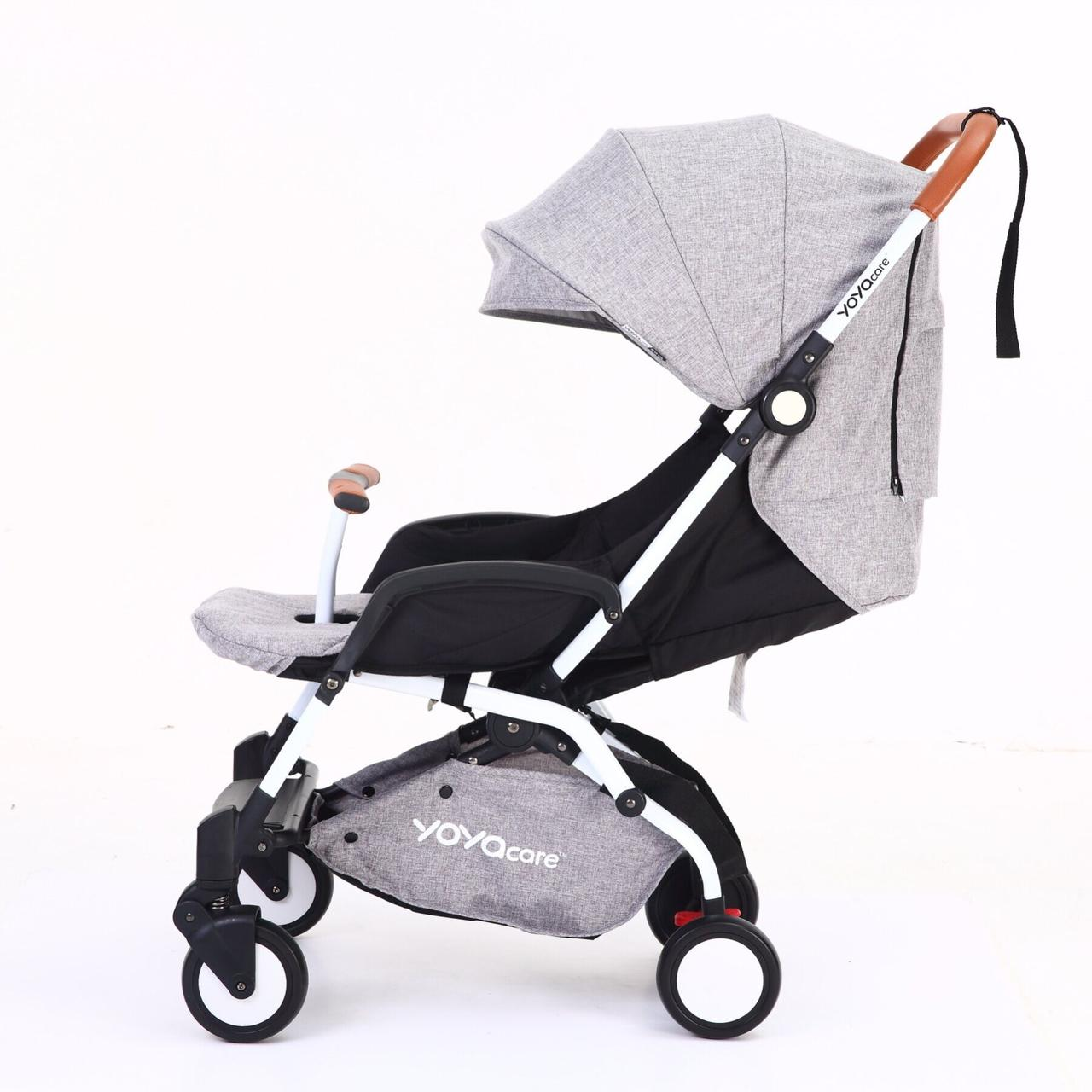 Прогулочная коляска YOYAcare  (серый)