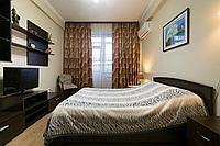 """1 комнатная квартира в ЖК """"Мечта"""" на ул. Казыбек би, уг. ул. Досмухамедова, посуточно"""