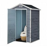 Биотуалет  Пластиковый домик для туалета