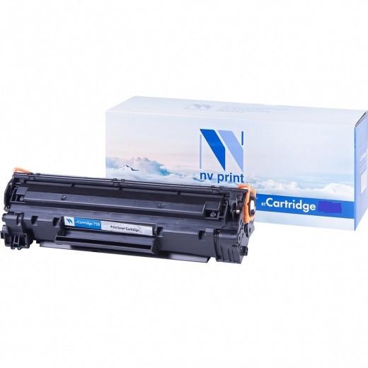 Картридж NVP совместимый HP CB435A для LaserJet P1005/P1006 1500k (Black)