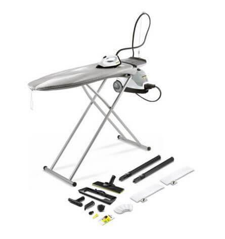 Паровая гладильная система KARCHER SI 4 EasyFix Premium Iron Kit