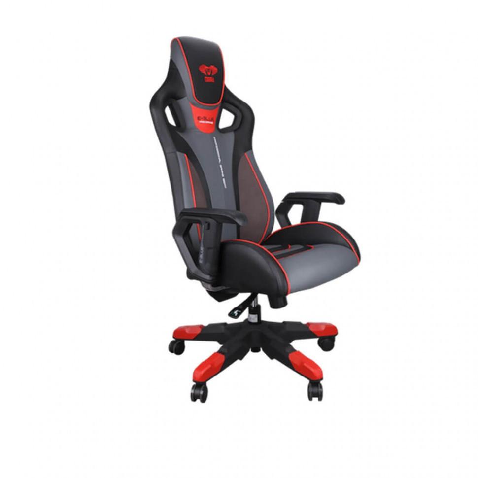 Игровое кресло E-BLUE Cobra EEC313REAA-IA RED/BLACK