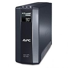 Источник бесперебойного питания APC Back-UPS Pro, Line-Interactive, 900VA / 540W