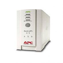 Источник бесперебойного питания APC Back-UPS CS OffLine 650VA / 400W