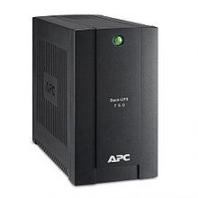 Источник бесперебойного питания APC Back-UPS BS, OffLine, 750VA / 415W