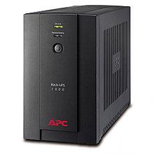 Источник бесперебойного питания APC Back-UPS BX Line-Interactive 1400VA / 700W