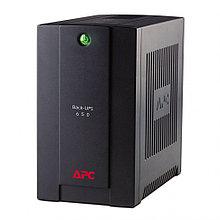 Источник бесперебойного питания APC Back-UPS BX, Line-Interactive, 650VA / 390W