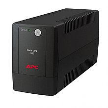 Источник бесперебойного питания APC Back-UPS 650VA, 230V, AVR, IEC Sockets