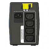 Источник бесперебойного питания APC Back-UPS 650VA, 230V, AVR, IEC Sockets, фото 2