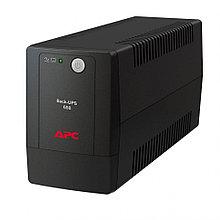 Источник бесперебойного питания APC Back-UPS 650VA, 230V, AVR, Schuko Sockets
