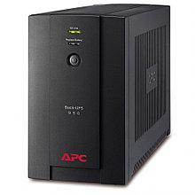 Источник бесперебойного питания APC Back-UPS 950VA, 230V, AVR, Schuko Sockets