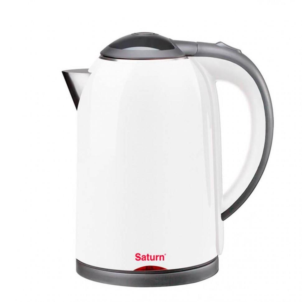 Электрический чайник Saturn ST-EK8449 белый