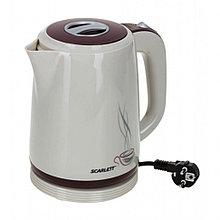 Электрический чайник Scarlett SC-028 белый